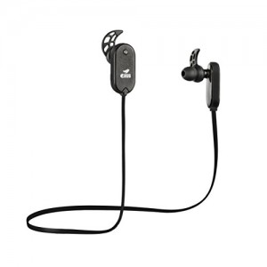 eHub Sports Bluetooth Earphones for Running (Black)