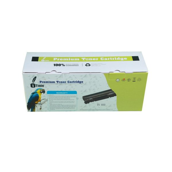 iTinte Compatible High Yield Brother TN660 Toner Cartridge