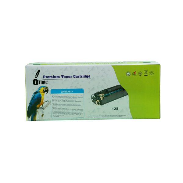 iTinte Compatible Canon 128 Toner Cartridge (Black)  Roll over image to zoom in iTinte Compatible Canon 128 Toner Cartridge (Black)